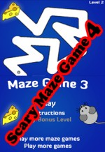 Scary Maze Game 4