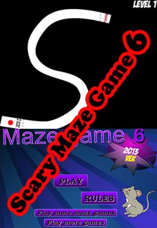 Scary Maze Game 6