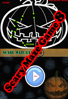 Scary Maze Game 8